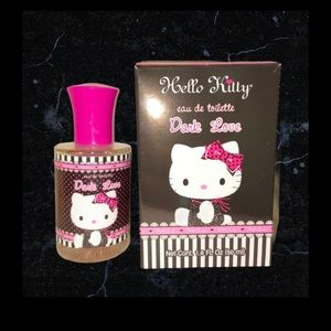 "New never used hello kitty ""dark.love"""